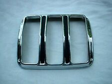 NEW Repro Ford Mustang Shelby Chrome Tail Light Bezel 64 65 66 1964 1965 1966