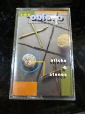 Sticks & Stones by Ray Obiedo cassette
