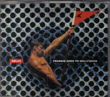 Frankie goes To hollywood-Relax incl 5 mixes cd maxi single