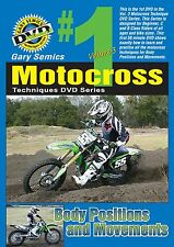 Motocross Skills, How To Techniques Series DVD #1 from Volume 3 by Gary Semics