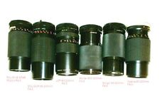(1) One Canon FD Mount 80-200mm Macro Zoom Lens AE-1 Program A-1 F1 AV-1 AL-1