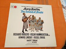 THE SOUND OF MUSIC - Orig.Broadway Cast (Mary Martin) Orig.1959 MONO Lp - NMINT!