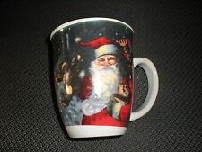 Santa Mug Mugs Kitchenware Coffee Tea Hot Chocolate Santa Claus Christmas Toys
