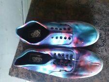 Vans Skate Shoes Mens 8 Womens 9.5 GALAXY