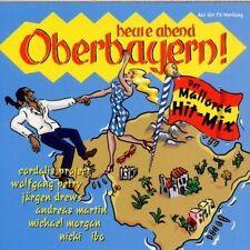 Heute Abend Oberbayern!-Der Mallorca Hit-Mix (1997) Cordalis Project, Mic.. [CD]