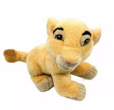 "Disney The Lion King Nala Sitting Plush 8"" Vintage Stuffed Animal Toy"