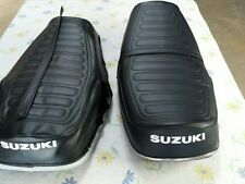 SUZUKI GT750 LeMans L/M/A/B 1974 to 1977 MODEL SEAT COVER WITH STRAP (S28)