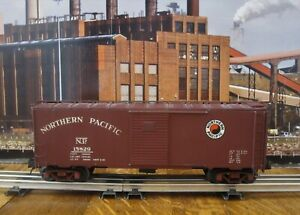 Athearn NP Northern Pacific 40' SD Boxcar - Atlas Diecast Trucks