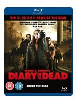 Diary Of The Dead [Blu-ray] [DVD][Region 2]