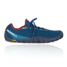 Merrell Mens Move Glove Trail Running Shoes Trainers Sneakers - Navy Blue Sports