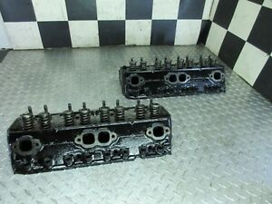 3782461 X HEADS 1963 CORVETTE IMPALA FULLY ported and polished FUELLY