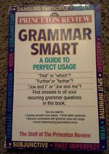 Grammar Smart : A Guide to Perfect Usage by Princeton Review Staff, Nell Goddin