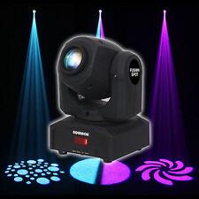 Equinox Fusion Spot MKII DEL Moving Head DMX Effet d'éclairage DJ Disco Poche Siz