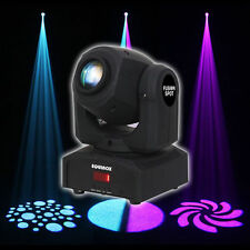 Equinox Fusion Spot MKII LED Moving Head DMX Lighting Effect DJ Disco Pocket Siz