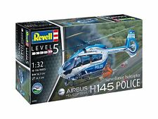 Revell-h145 Police Hélicoptère Maquette 04980