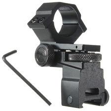 Adjustable Scope Flashlight Laser Mount Elevation Windage