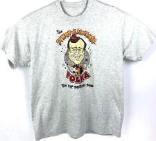Vintage 90 s Marty Schottenheimer Polka Kansas City Chiefs T Shirt Single  Stitch cf18ea0de