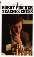 Bobby Fischer Teaches Chess (Paperback or Softback)