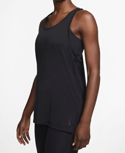 Nike Women's Dri-Fit Yoga Training Top Sz. XS NEW CQ8826-010