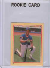 DARRYL STRAWBERRY 1984 Fleer VINTAGE ROOKIE CARD New York Mets RARE STICKER RC