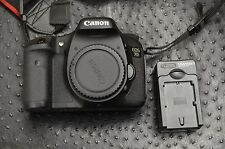 EXCELLENT Canon EOS 7D 18.0MP Digital SLR Camera Black Body LOW SHUTTER 1155