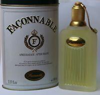 100ml FACONNABLE Aftershave Locion despues del afeitado 3.3 oz descatalogado