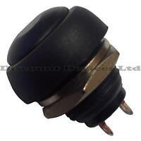 1-5-10pcs Off-On Momentary Push Button SPST Switch Car Boat Dashboard 1A 250V