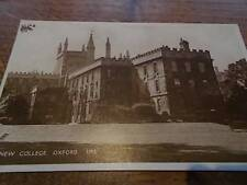 Oxford J Salmon Posted Collectable English Postcards