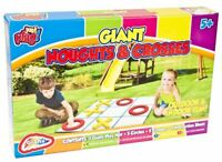 Grafix Giant Noughts & Crosses Outdoor/Indoor Party Game Brand new