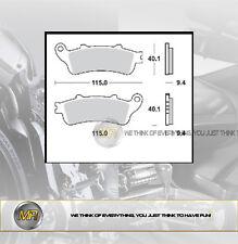 4 PASTIGLIE FRENO ANTERIORI BREMBO HONDA ST 1100 PAN EUROPEAN ABS-CBS-TCS 1997