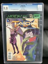 Talon #4 CGC 9.8 (2013) New DC 52 Comics First Printing New Slab! NM/MT Beauty!