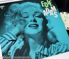 EDIE ADAMS CHARMING LP 1959 ORIGINAL RKO VINYL PRESSING RARE