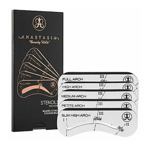 Anastasia Beverly Hills Stencil Set   New In Box   US Pro Seller   Free Shipping