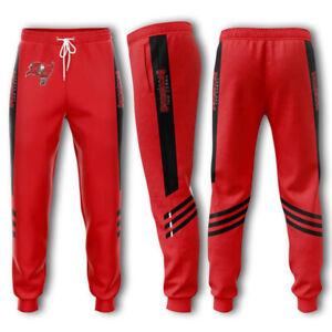 Tampa Bay Buccaneers Trousers Unisex Sweatpants Sport Jogging