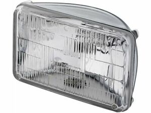 For 1982 Mack MRE Headlight Bulb Low Beam 52469SX