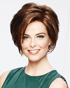 SHEER ELEGANCE Wig by GABOR, *ANY COLOR!* Lace Front, Fun Short Cut, NEW!