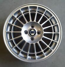 A set of four 7,5jx16 4x98 Alloy Wheels fit Lancia Delta Integrale-HF EVO