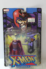 Marvel X-Men Classics Magneto 6 inch Action Figure FREE SHIPPING