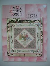 In My Berry Patch - Nancy Halvorsen - Quilting Pattern Book