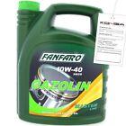 5 Liter FANFARO GAZOLIN 10W40 API SG CD MotorÃl LPG CNG MotorenÃl Schmierung