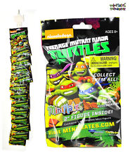 TMNT Teenage Mutant Ninja Turtles Minimates K-Mart Series 1 Clip Strip (12 Figs)