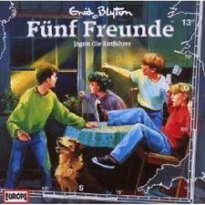 """FÜNF FREUNDE """"JAGEN DIE ENTFÜHRER (FOLGE 13)"""" CD HÖRBUCH NEUWARE"""