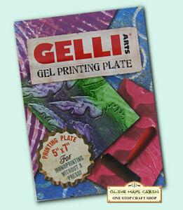 """Gelli Plate 5 x 7"""" Gel Printing Plate  ::  Gelli Arts :: Stamping & Monoprinting"""