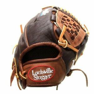"New Louisville Slugger Icon Series Baseball Glove IC1200 12"" RHT Brown"