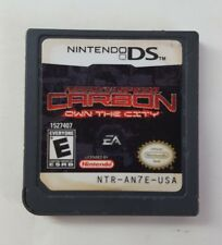 Need for Speed Carbon: Own the City - Nintendo DS Video Game Cartridge 2006 NDS