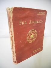 J.B. Supino - Fra Angelico - First Edition