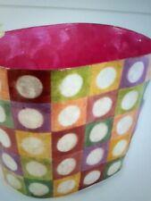 Mackenzie- Child Waste Bin Waste basket Can UNORTHDOT NEW