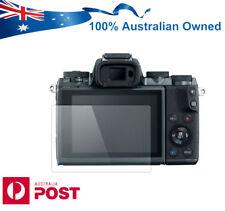 PET Screen Protector Guard for Canon EOS M5 Camera OZ Seller