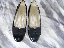 Van Dal  Ladies black court Shoes,size 5D ,