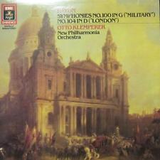 Haydn(Vinyl LP)Symphony No.100-EMI-AE 34464-UK-Ex/NM